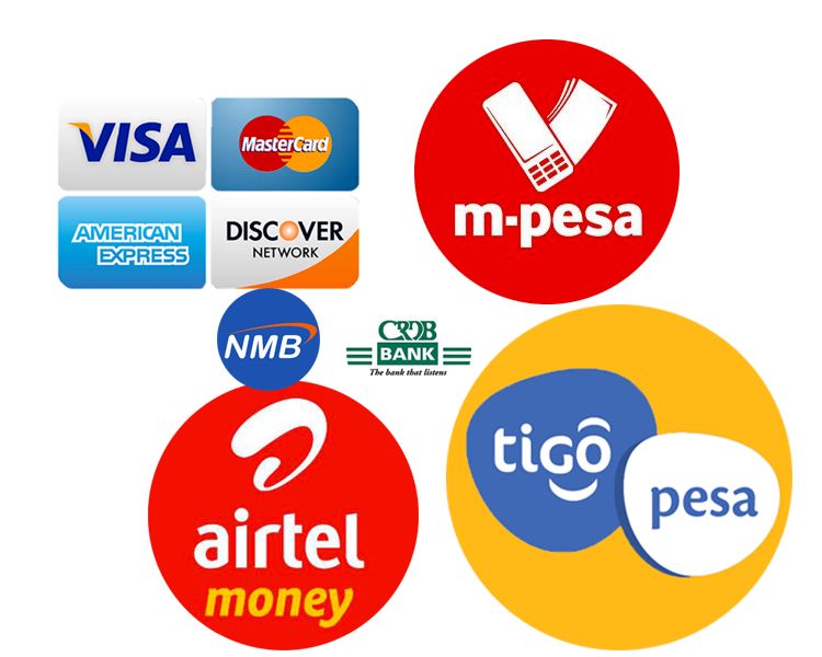 E Payment Types